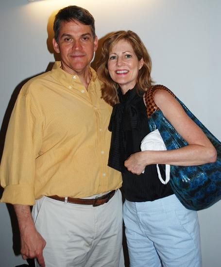 Buddy Crutcfield (Director) and Gail Crutchfield (Choreographer)